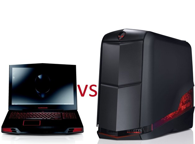 pc vs laptop